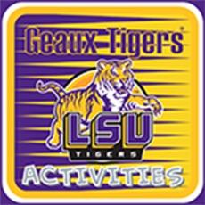 Activities of Geaux Tigers® Activities