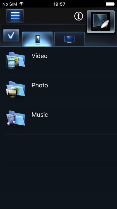 Panasonic TV Remote 2 screenshot four