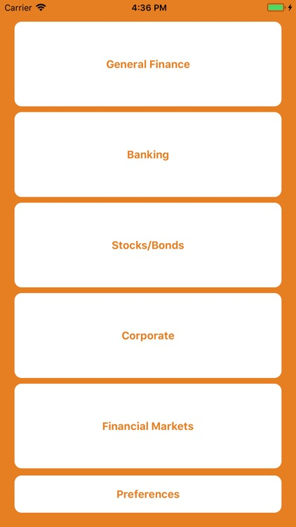 Finance Calculator iOS screenshot-0