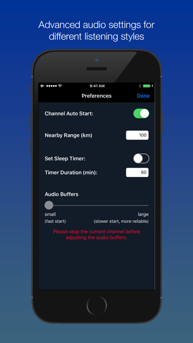 LiveATC Air Radio screenshot1