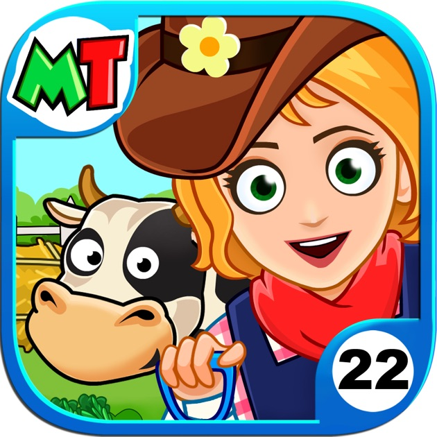This New App Lets You Play And Compete To Design Your: My Town : Farm On The App Store