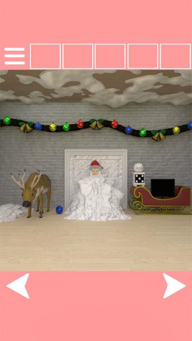 脱出ゲーム サンタさんからの贈り物 - 窓用