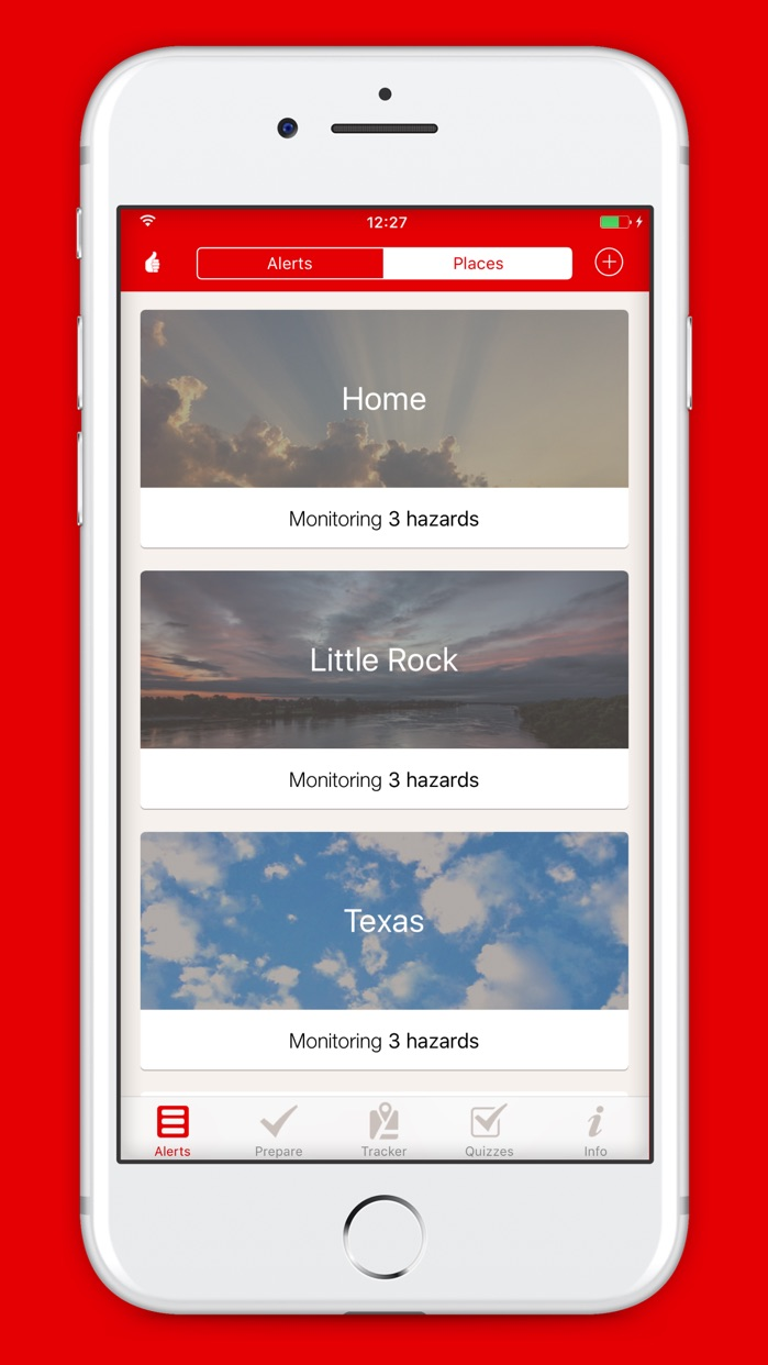 Hurricane: American Red Cross Screenshot