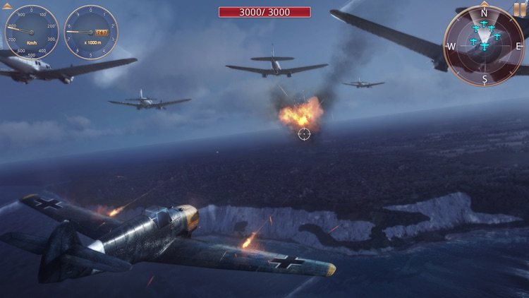 Sky Gamblers - Storm Raiders 2 screenshot-2