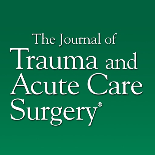 The Journal of Trauma and Acute Care Surgery®