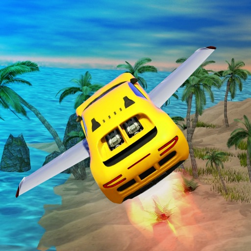 Extreme Flying Car Simulator 3D