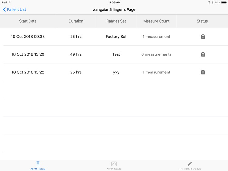 iHeath CardioPro screenshot-4