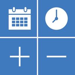 Hours + Minutes Calculator