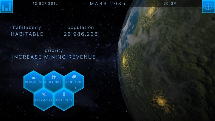 TerraGenesis - Space Settlers screenshot-4