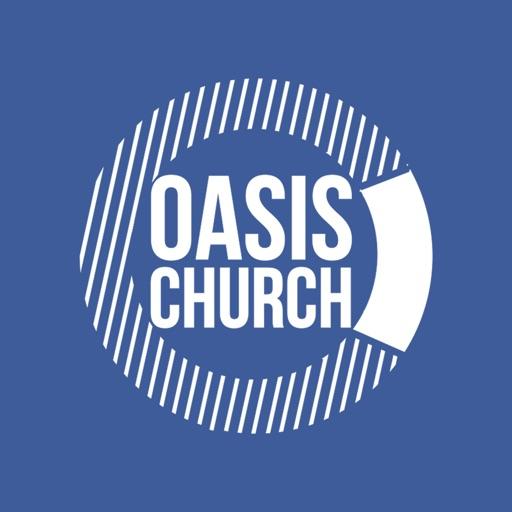 Oasis Church. icon