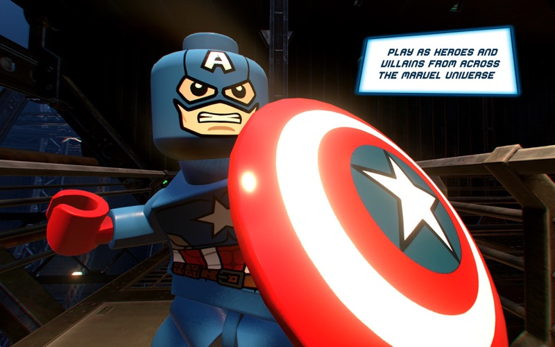 LEGO® Marvel Super Heroes 2 screenshot 5