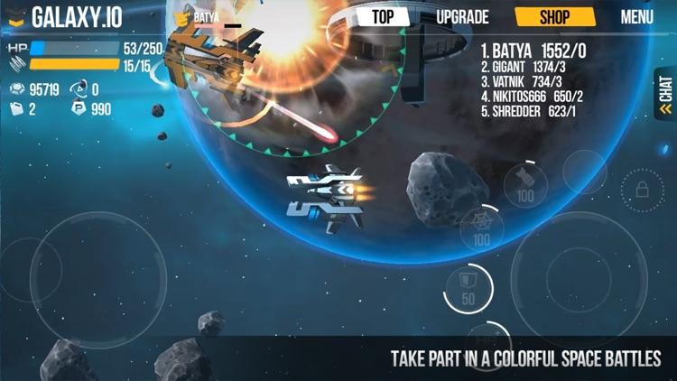 Galaxy.io Space Arena