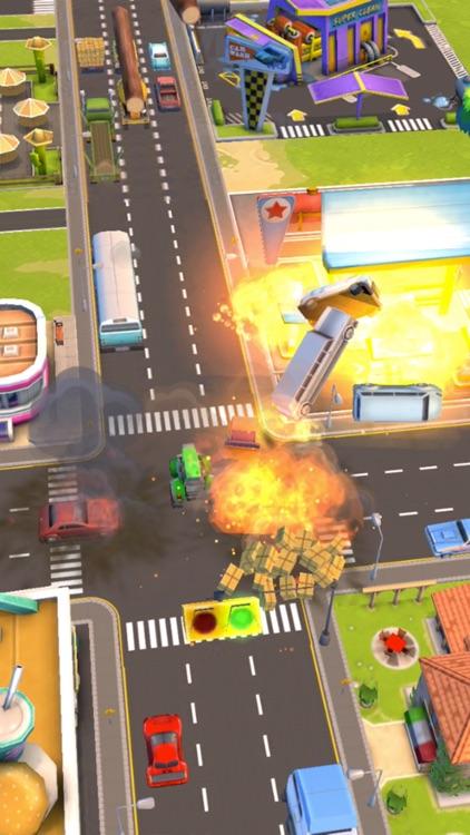 Traffic Panic screenshot-3