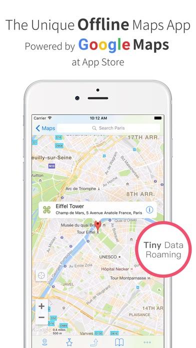 Screenshot for Pocket Maps Pro in Azerbaijan App Store