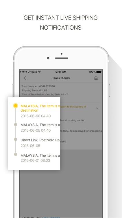 DHgate- Shop smart screenshot-3