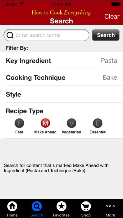 How to Cook Everything screenshot-3