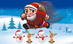 Christmas Santa Gift - Super Adventure In Holidays