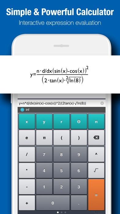 Quick Graph - by KZ Labs SAS - #19 App in Calculus - Education ...