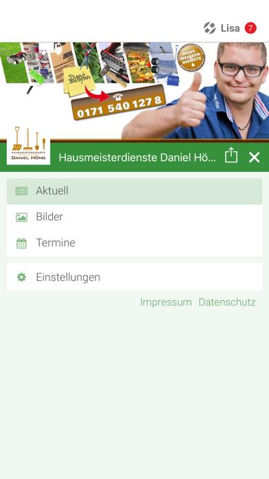Hausmeisterdienste Daniel Höng screenshot two