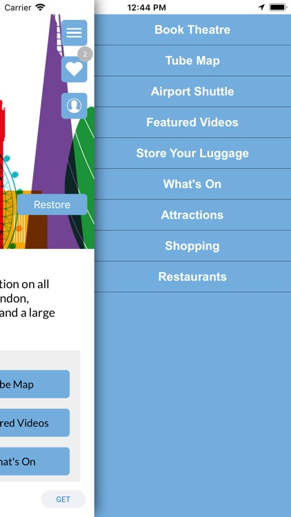 Pocket London Guide screenshot-4