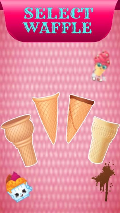 Fresco Ice Cream Maker Cone screenshot-3