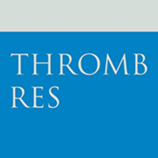 Thrombosis Research