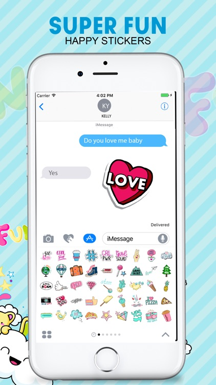 Funny Sticker & Emojis screenshot-2