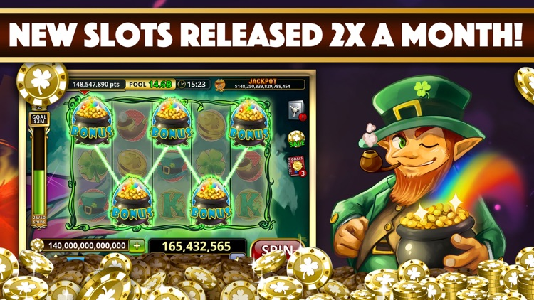 Slots: Hot Vegas Slots Casino screenshot-3