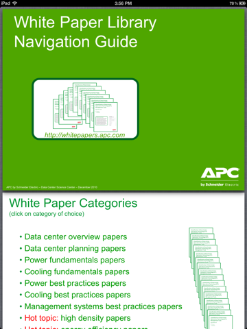 White Papers - náhled