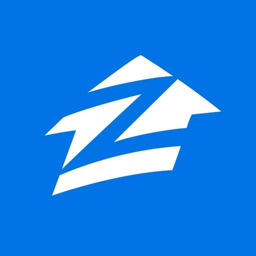Zillow Real Estate & Rentals application logo