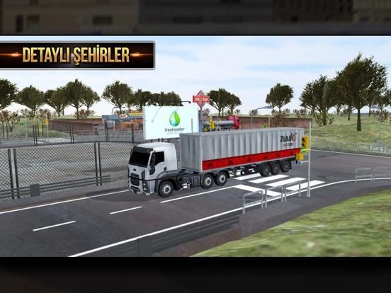 Euro Truck Driver 2018 ipad ekran görüntüleri