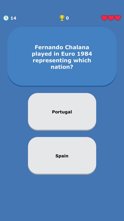 Football Quiz- European Trivia screenshot-9