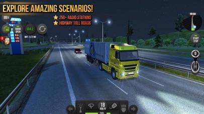 Truck Simulator 2018 : Europe screenshot 2