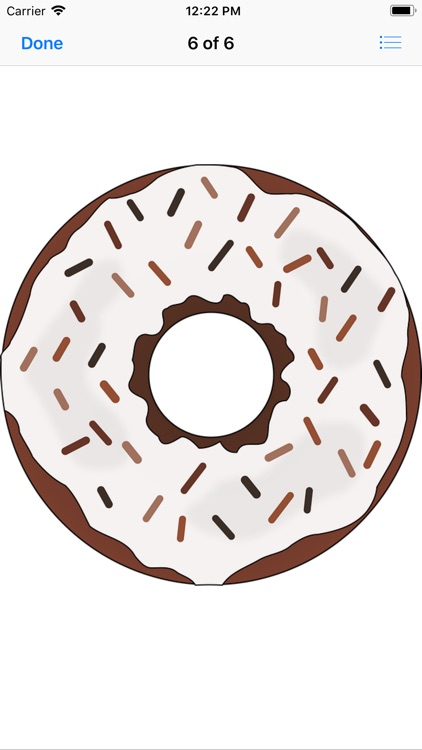 Decadent Donut Stickers screenshot-7