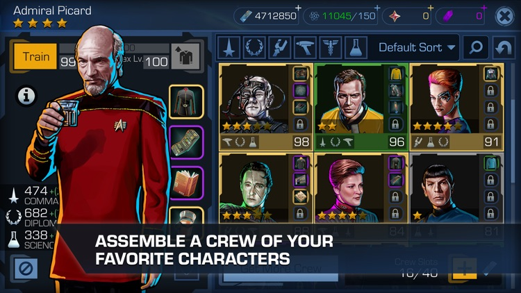 Star Trek Timelines screenshot-2