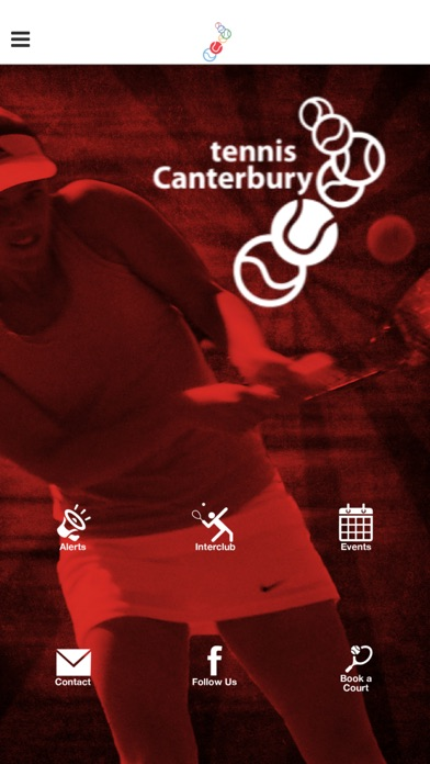 Image of Tennis Canterbury for iPhone