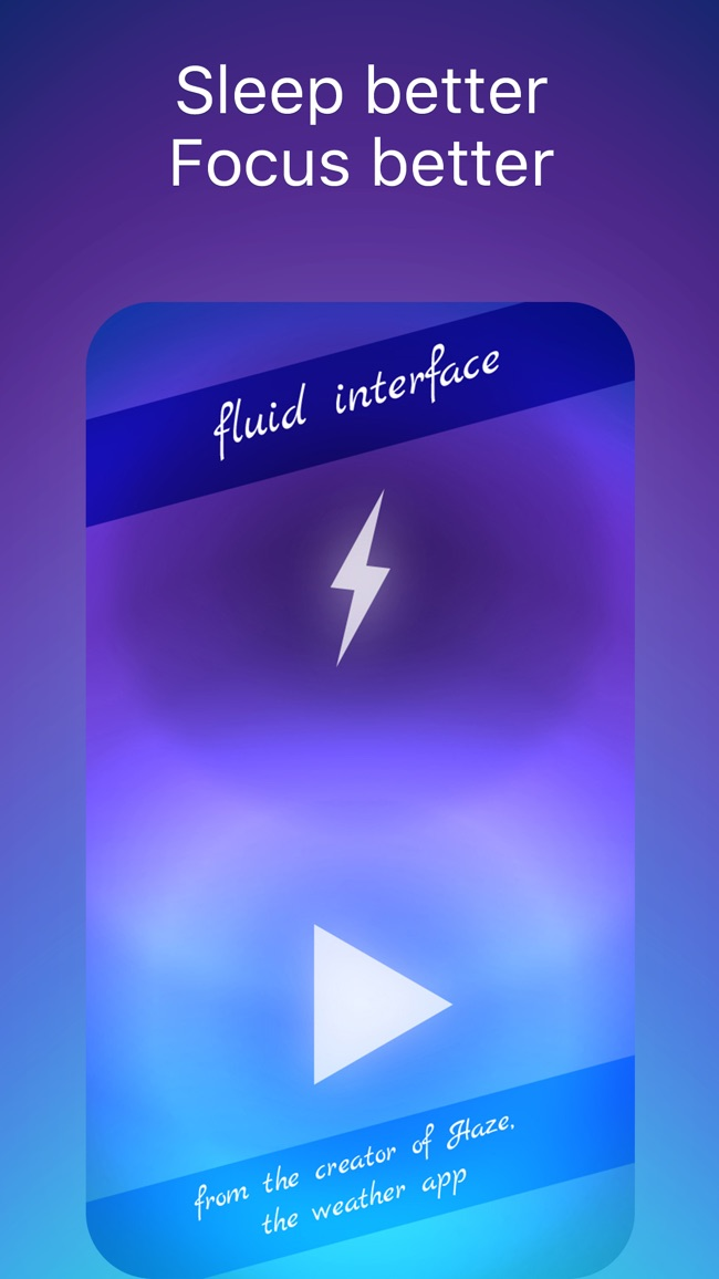 Thunderspace ~ Rain & Thunder Screenshot