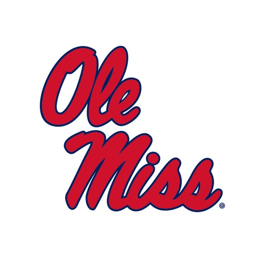 Ole Miss Rebels Animated+Stickers for iMessage