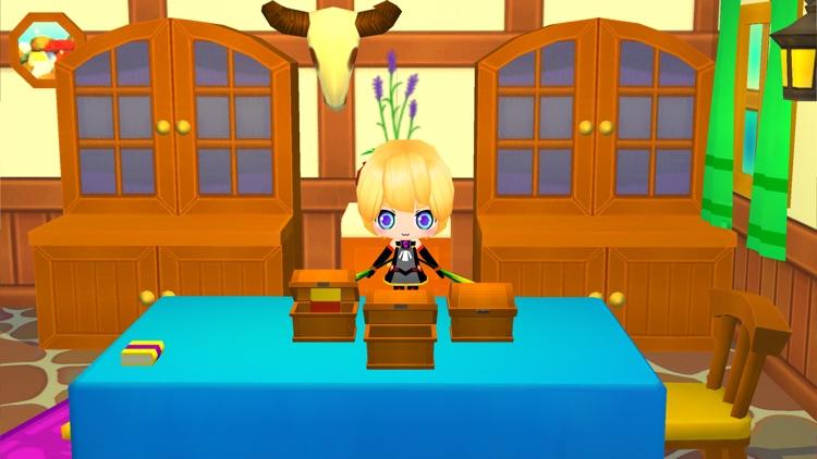 魔法公主:公主换装游戏 screenshot-5