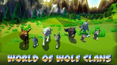 World of Wolf Clans screenshot 1