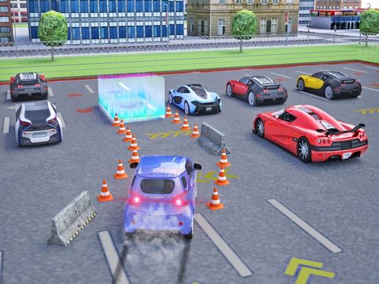 Driving Car Test Drive Parking-ipad-3