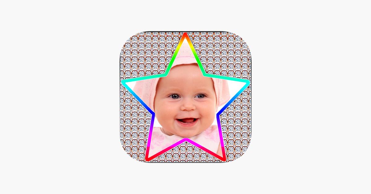 Diamant-Bilderrahmen im App Store