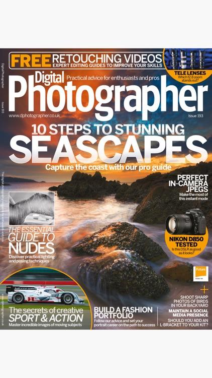 Digital Photographer Magazine: Expert advice