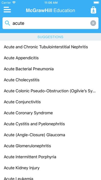 Current Essentials of Medicine screenshot-4
