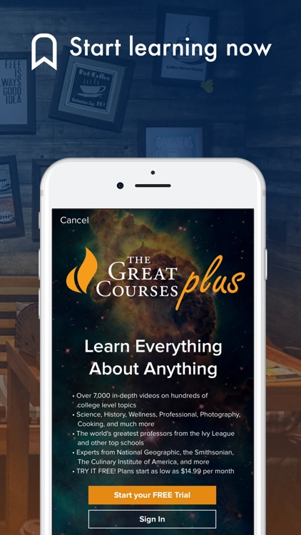 The Great Courses Plus screenshot-4