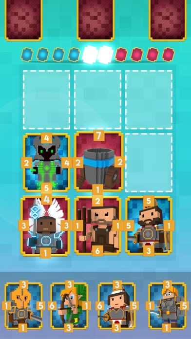 Triple Tribe screenshot 1