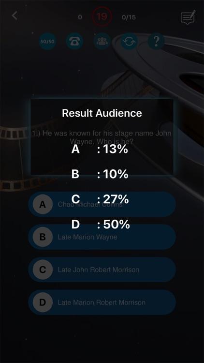 Movie Quiz Get Challenge Film screenshot-3
