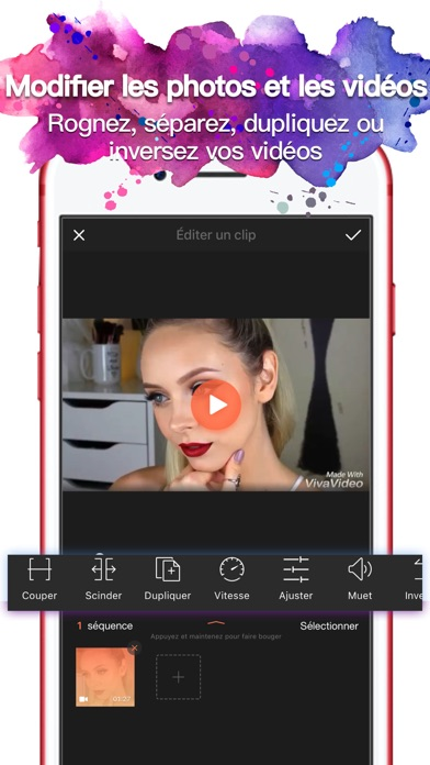 download VivaVideo - éditeur de vidéo apps 2