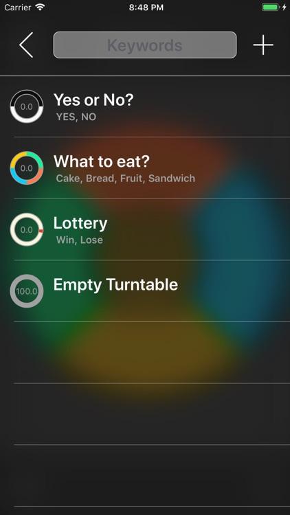 Lucky Turntable screenshot-4
