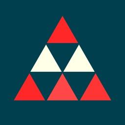 Triangle Flip - Elegantly Hip